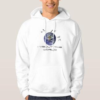 I vault the world hoodie