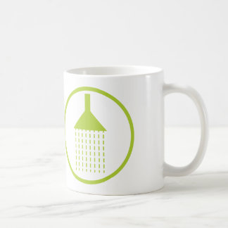 """""""I've had to use the safety shower in my lab"""" Coffee Mug"""
