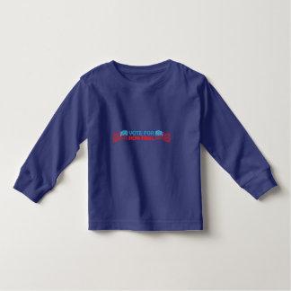 I vote Ron Paul - 2012 election president politics Tshirts