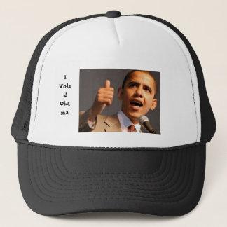 I Voted Obama Trucker Hat