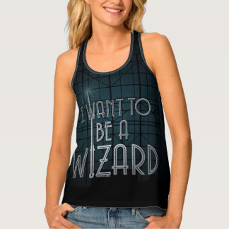 I Want To Be A Wizard Singlet