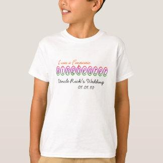 I Was a Fantastic Ring Bearer! T-Shirt