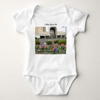 I Was Born At University Hospital, Columbia, Mo. Baby Bodysuit