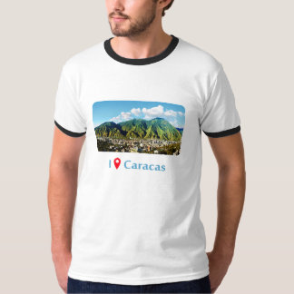 I was in Caracas. National Park of Avila T-Shirt