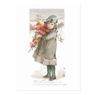 I Wish You a Merry Christmas Today Postcard
