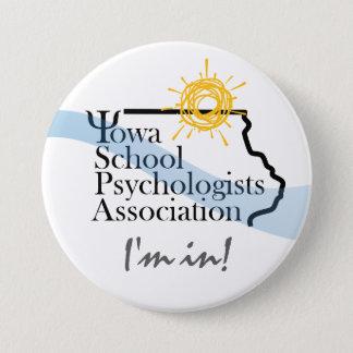 IA School Psychologists Association Member Button