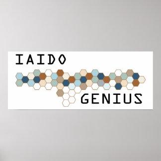 Iaido Genius Print