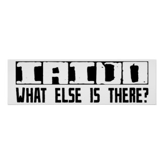 Iaido What Else Is There Print