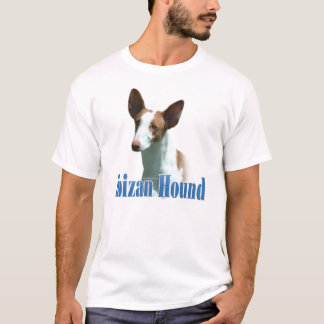 Ibizan Hound Name T-Shirt
