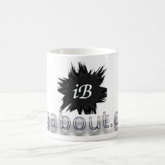 iblogabout basic white mug