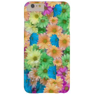 iCase With Crazy Color Carnations Design Barely There iPhone 6 Plus Case