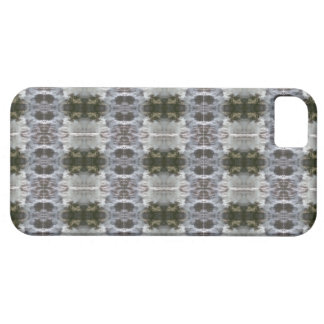 iCases with Frosted Abstract Design iPhone 5 Cases