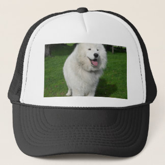ice bear trucker hat
