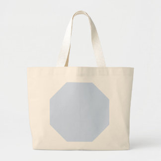 Ice Blue Background. Fashion Color Trend. Elegant Canvas Bags