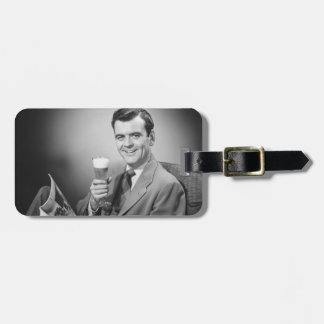 Ice Cold Beer Luggage Tag