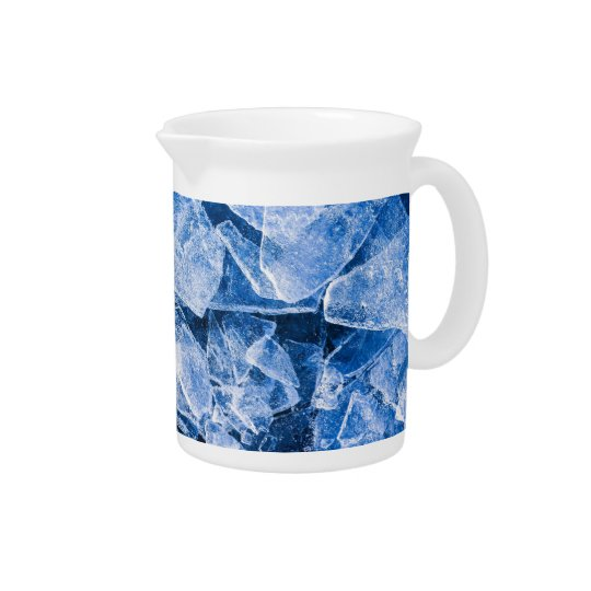 Ice cold drink pitchers