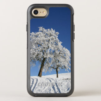 Ice Covered Trees In Winter OtterBox Symmetry iPhone 8/7 Case