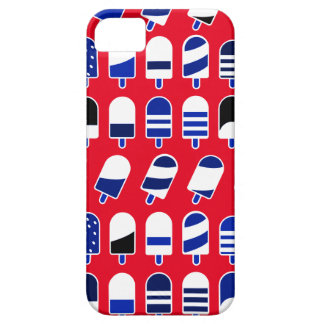 Ice Cream All Over – Colorful Repeating Pattern Case For The iPhone 5