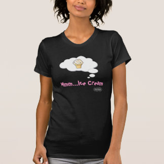 Ice Cream Babydoll T-shirt for Women