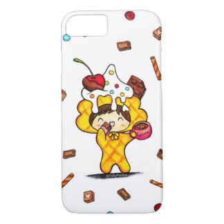 Ice Cream & Chocolate Sweetie iPhone 8/7 Case