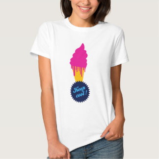 Ice cream Keep cool T-shirt