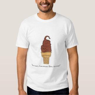 Ice cream Lt Dan, ice cream T Shirts