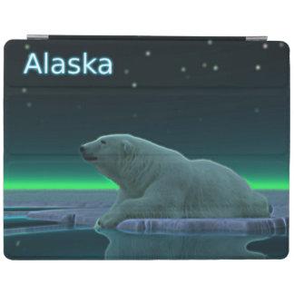 Ice Edge Polar Bear iPad Cover