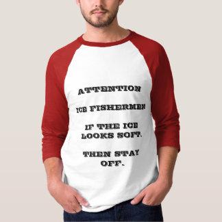 ICE FISHERMEN T-Shirt