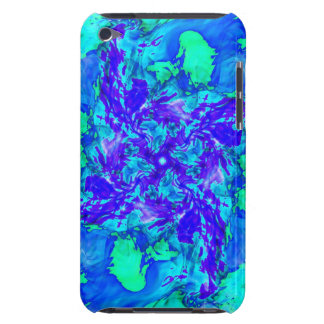 Ice Flames iPod Touch Case