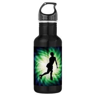 Ice Skater; Cool 532 Ml Water Bottle
