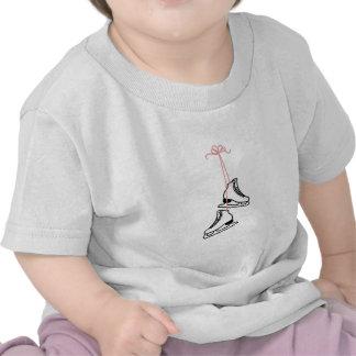 Ice Skates Baby T-Shirt