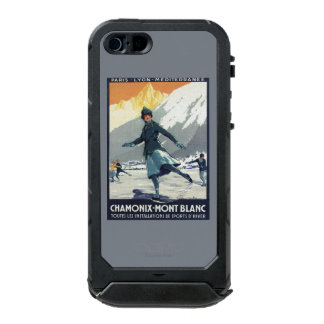 Ice Skating - PLM Olympic Promo Poster Incipio ATLAS ID™ iPhone 5 Case