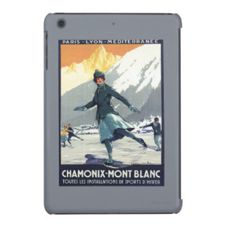 Ice Skating - PLM Olympic Promo Poster iPad Mini Cover