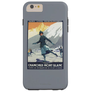 Ice Skating - PLM Olympic Promo Poster Tough iPhone 6 Plus Case