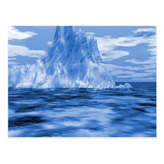 Iceberg Iceburg Postcard