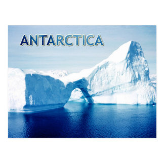 Iceberg in Gerlache Strait,  Antarctica Postcard