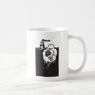 Iceberg Man Coffee Mug