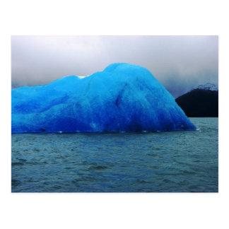 Iceberg, Upsala Glacier, Lago Argentina Postcard