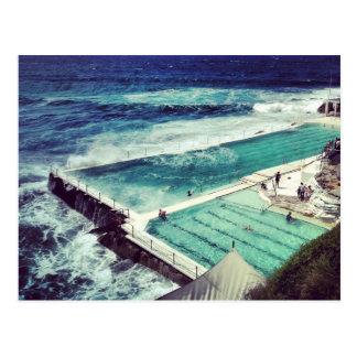Icebergs - Bondi Postcard