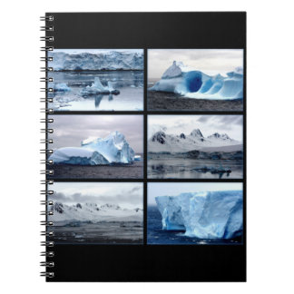 Icebergs notebook