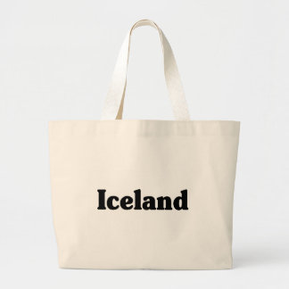 Iceland Classic Style Canvas Bag