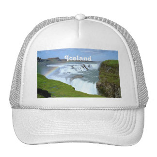 Iceland Rainbows Mesh Hats