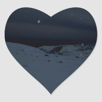 Icelandic Glacier Sticker