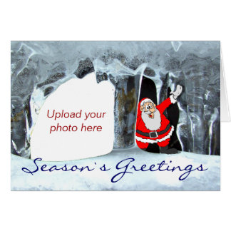 Icicle Season´s Greetings Cards