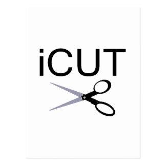iCut Postcard