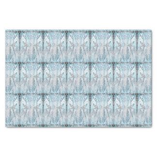 Icy Ballerina Stars Tissue Paper