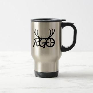 I'd Rather Be Deer Hunting Travel Mug