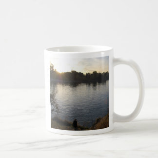 I'd rather be fishing mug... coffee mug