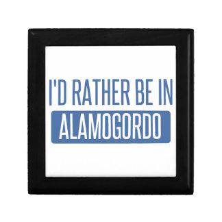 I'd rather be in Alamogordo Gift Box