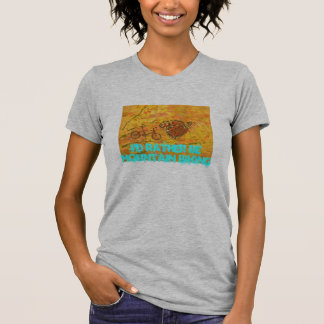 I'd rather be mountain biking T-Shirt
